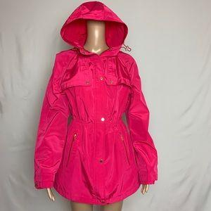 NWT Calvin Klein Jacket w/ Hood